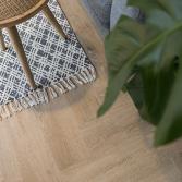 Visgraat pvc vloer | Vivafloors