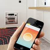 Vloerverwarming Viega Fonterra met Smart Control