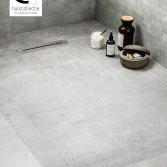 vtwonen badkamer tegels by Douglas & Jones Mold
