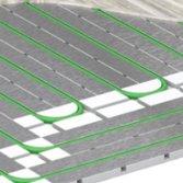 Warp SpeeTherm Systeem Vloerverwarming