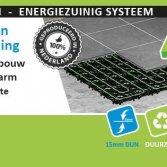Warp SpeeTile Systeem Vloerverwarming