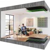 Verwarming voor iedere vloer | WARP Systems