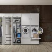 Efficiënte wasruimte | Wastoren
