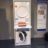 Wasmachine en droger toren | Wastoren.nl