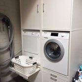 Wasmachinekast bijkeuken | Wastoren.nl