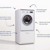 Wasmachinemeubel bijkeuken | Wastoren.nl
