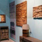 Woodindustries 3D Wandpanelen