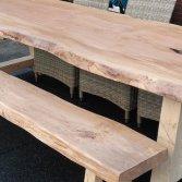 Afzelia boomstamtafel | Woodindustries