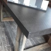 Woodindustries Betontafel op maat