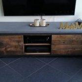 Industrieel tv meubel | Woodindustries