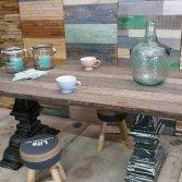 Woodindustries kloostertafel