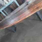 Woodindustries ovale vergadertafel
