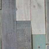 Woodindustries Sloophouten wandbekleding op kleur