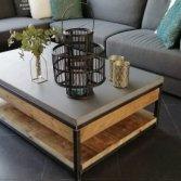 Betonnen salontafel | Woodindustries