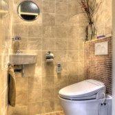 Bidetdouche bidet wc-toiletdouche