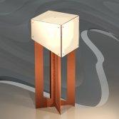 Zeno Costola lamp tuin