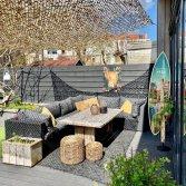 Chillsail decoratienet | Zonz