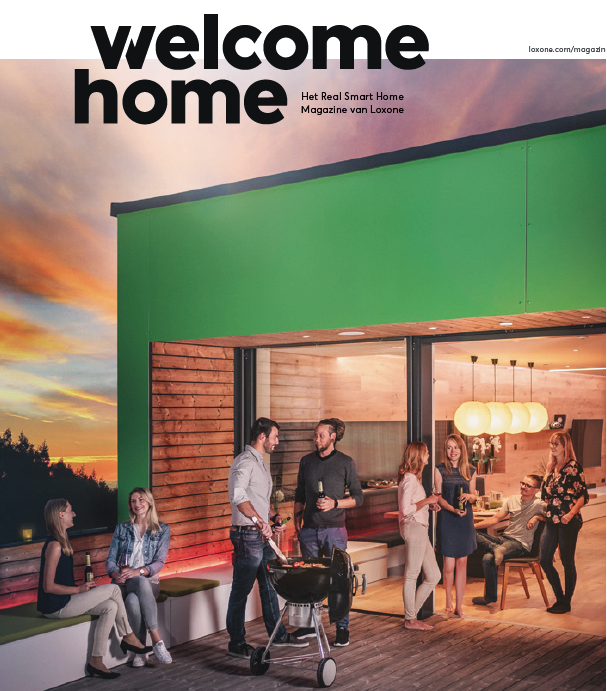 Loxone Smart Home online brochure