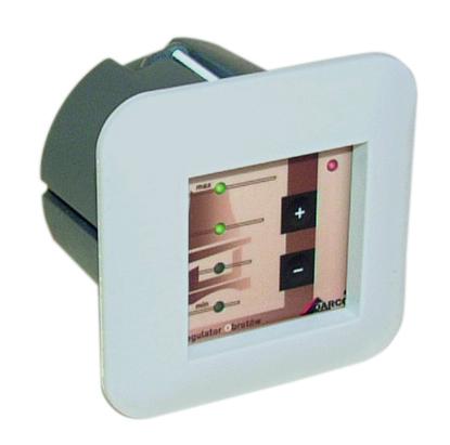 12-standenregelaar voor rookgasventilator