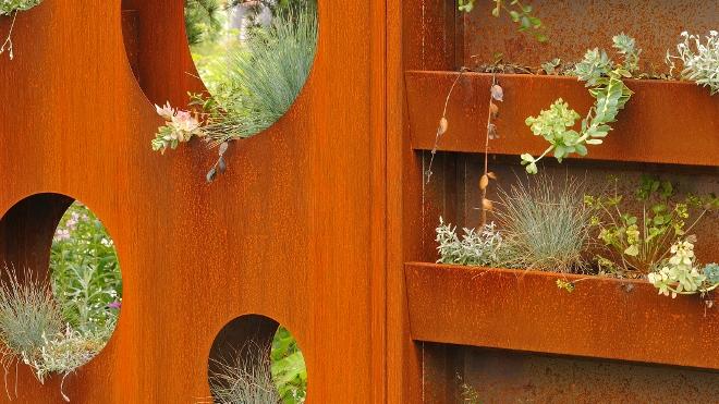BARREE schuttingen en tuinwanden | ABK InnoVent