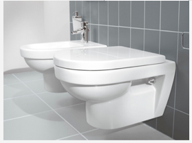 Baderie toilet Villeroy & Boch Omnia Architectura