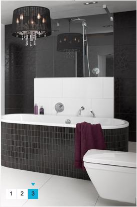 Baderie badkamer tegel new classic line product in beeld startpagina voor badkamer idee n for Kies een badkamer tegel