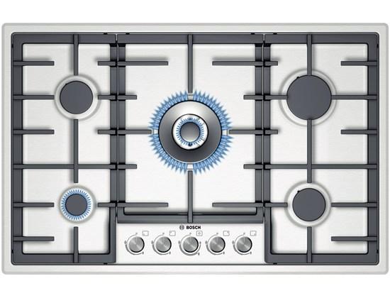 Bosch gaskookplaat RVS PDR895B90N