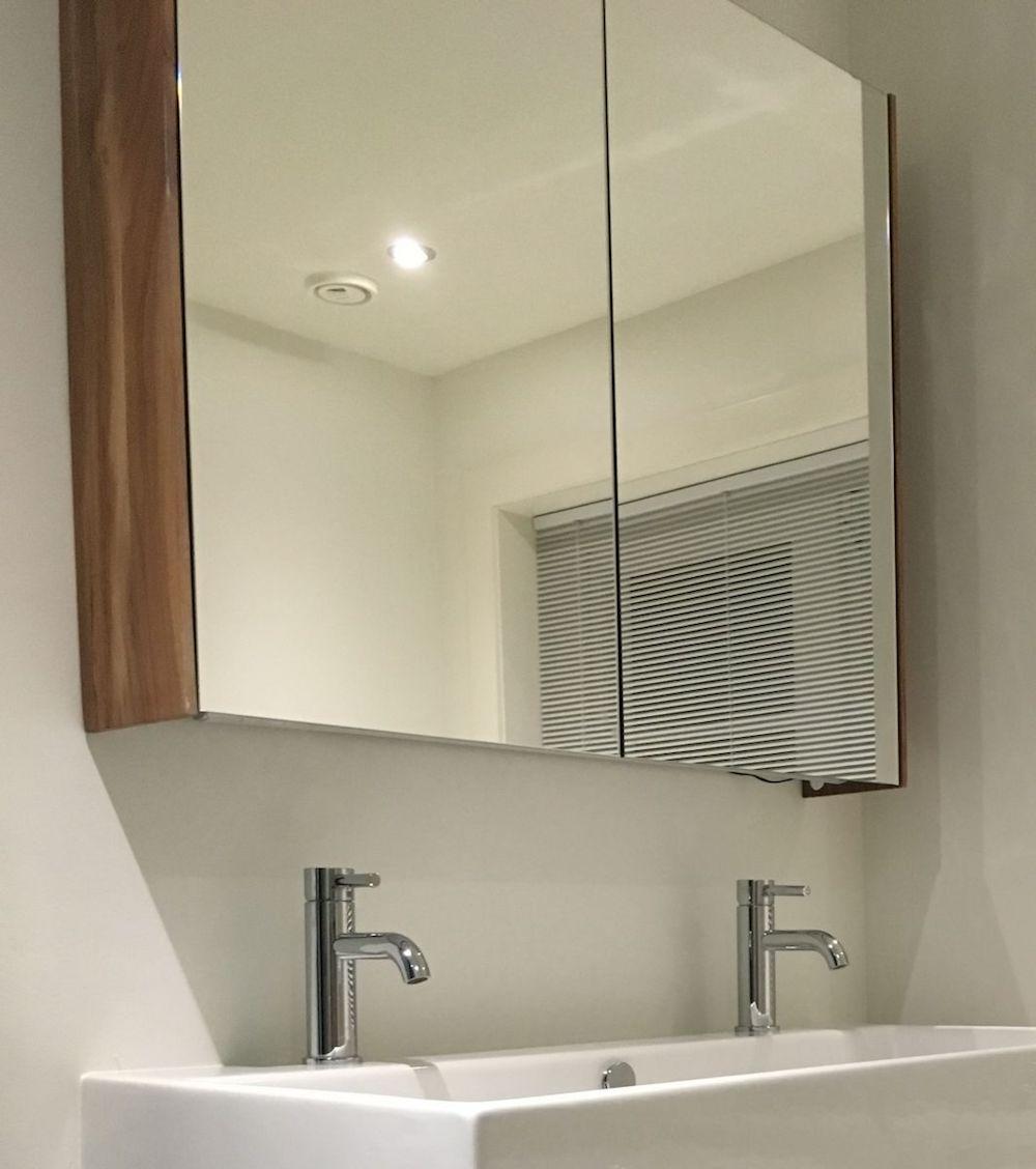 Djati Spiegels en Spiegelkasten