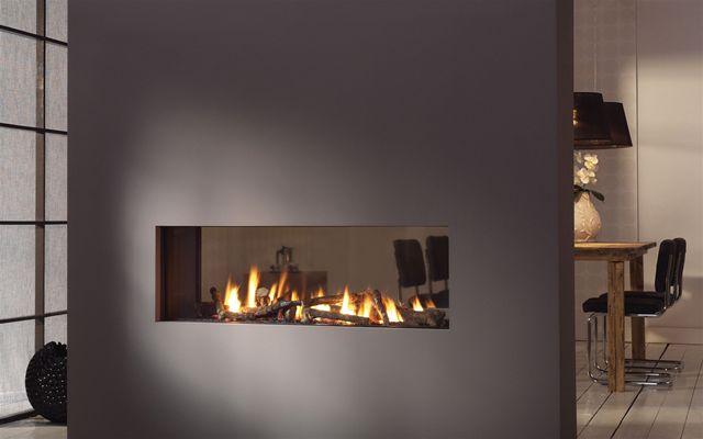 Zen Fires gashaard: Trimline 120 T