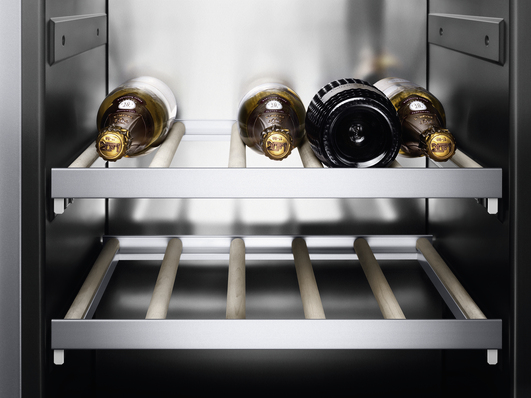 Gaggenau Vario wijnklimaatkasten RW464 en RW414