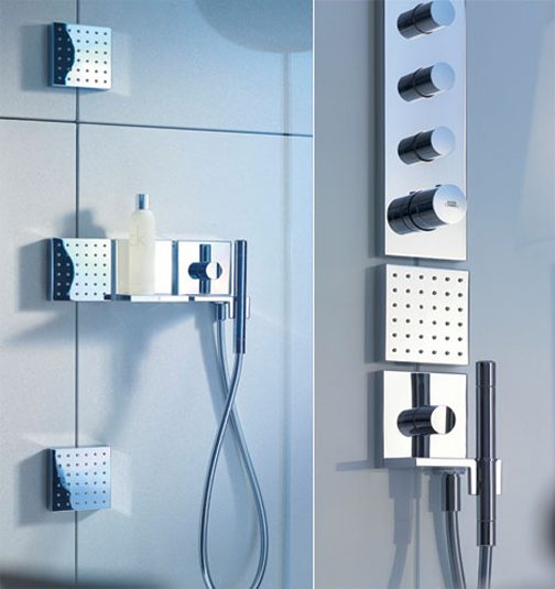 Hansgrohe Axor Starck ShowerCollection
