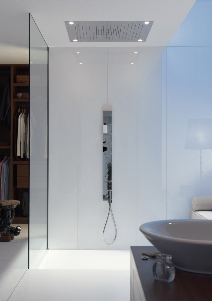 hansgrohe axor starck showercollection product in beeld. Black Bedroom Furniture Sets. Home Design Ideas