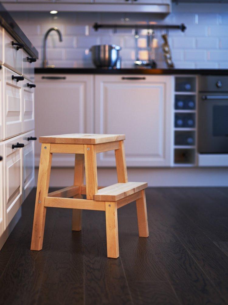 Ikea keukentrap BEKVÄM