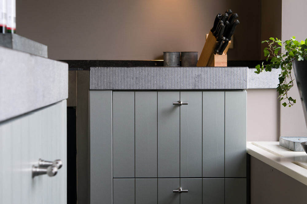 Eiken Keukenkast Verven : Keukenkastjes wit schilderen u artsmedia