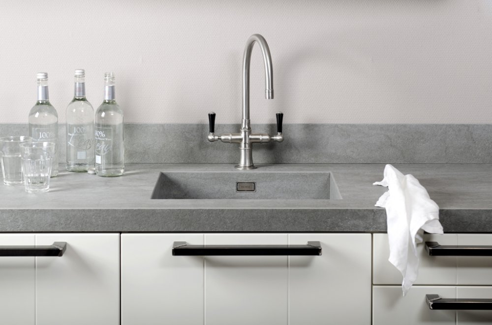 Keuken Hoogglans Wit Achterwand : – Product in beeld – Startpagina voor keuken idee?n UW-keuken.nl