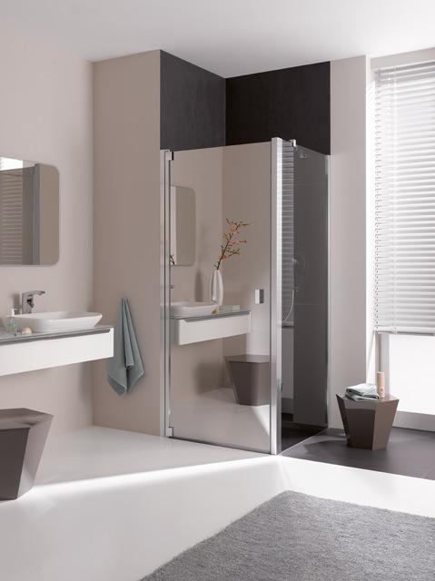 Kermi Douchewand Van Spiegelglas Product In Beeld