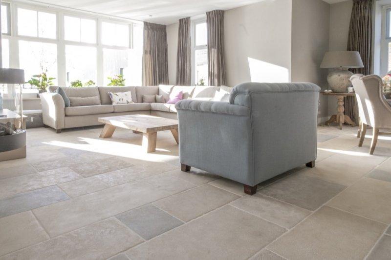 Kersbergen natuursteen dallen saint emilion product in beeld startpagina voor vloerbedekking - Welke vloer voor een badkamer ...