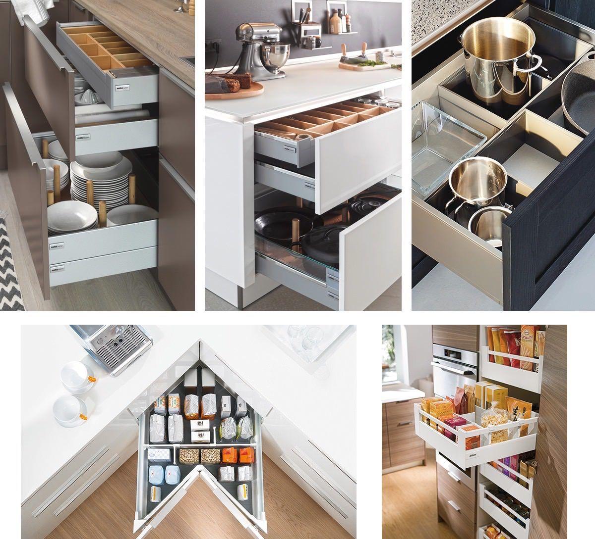 Keukenspecialist.nl bergruimte in de keuken