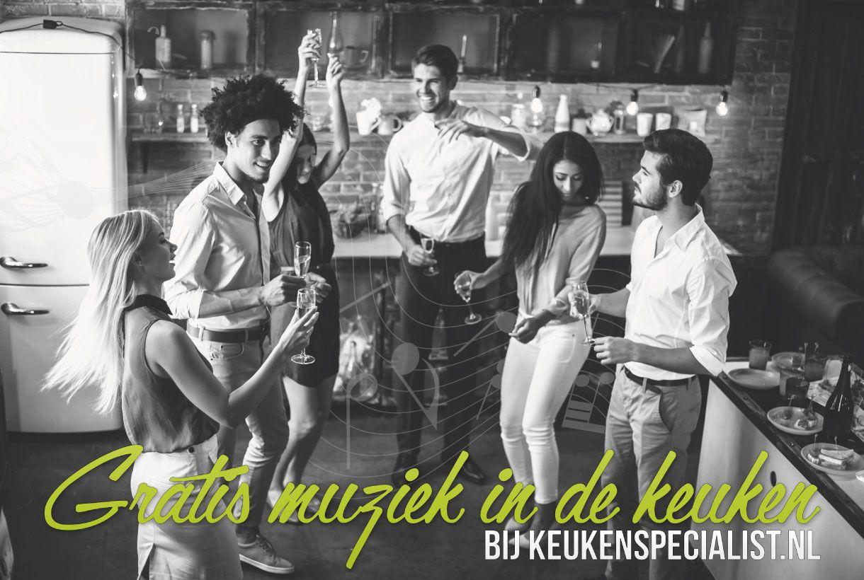 Keukenspecialist.nl brengt muziek in de keuken