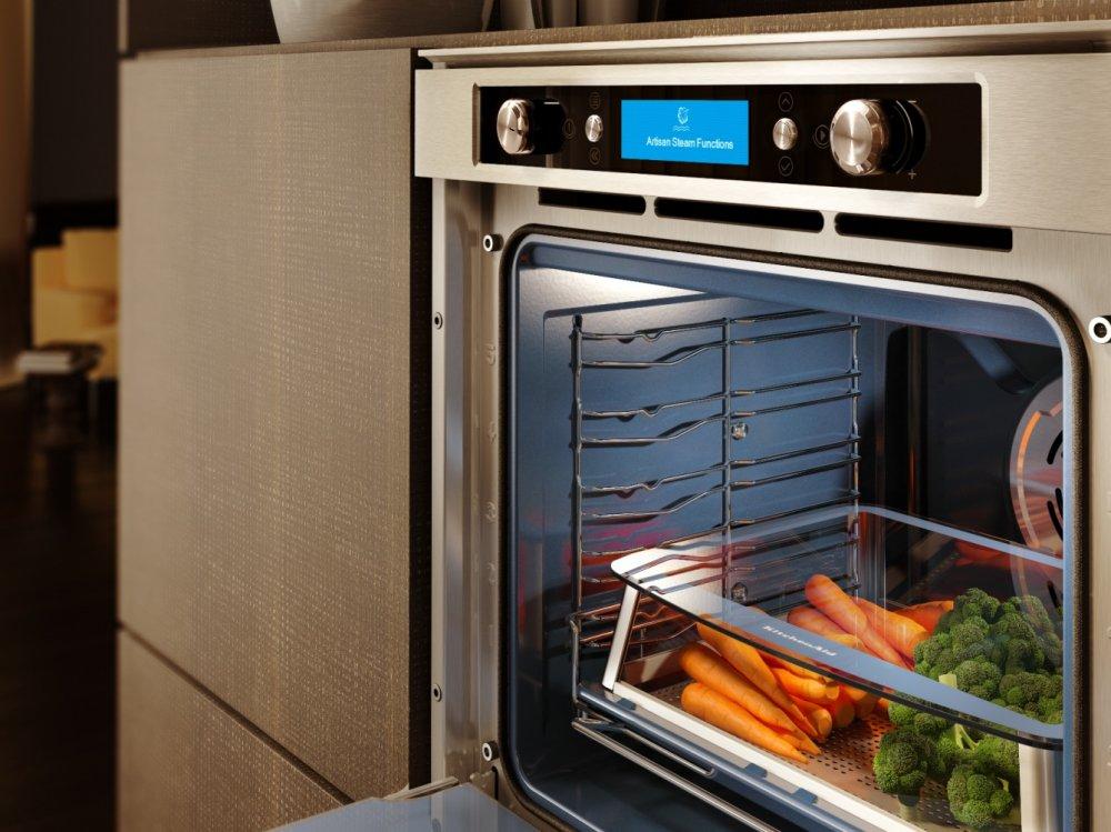 KitchenAid Twelix Artisan combi stoomoven