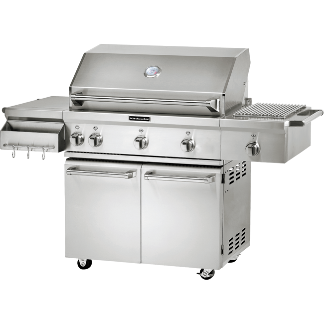 KitchenAid barbecue de luxe KSOX 9020