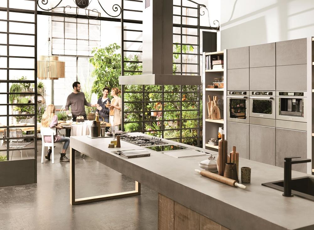 Koffiemachine De Keuken : Kitchenaid inbouw koffiemachine kscx 3625 product in beeld