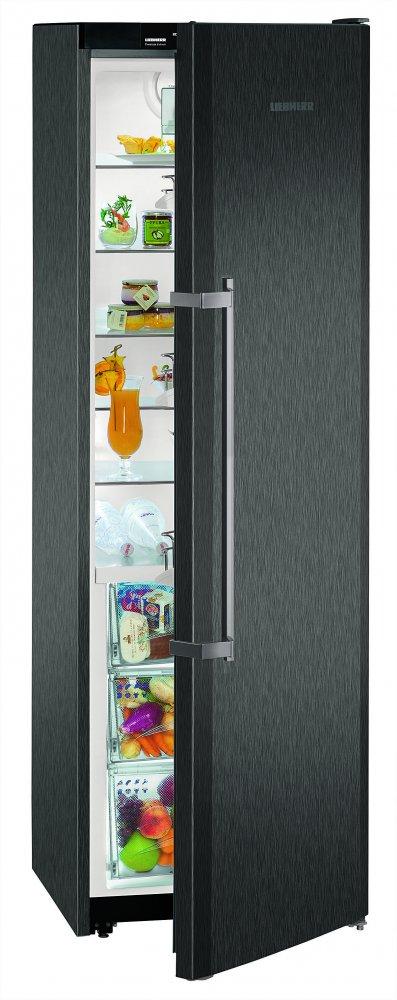 Liebherr KBbs 4260 design koeler BlackSteel