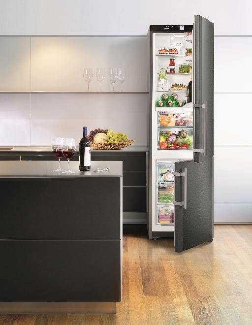 liebherr vrijstaande koel vriescombinatie cbnpbs 3756 product in beeld startpagina voor. Black Bedroom Furniture Sets. Home Design Ideas
