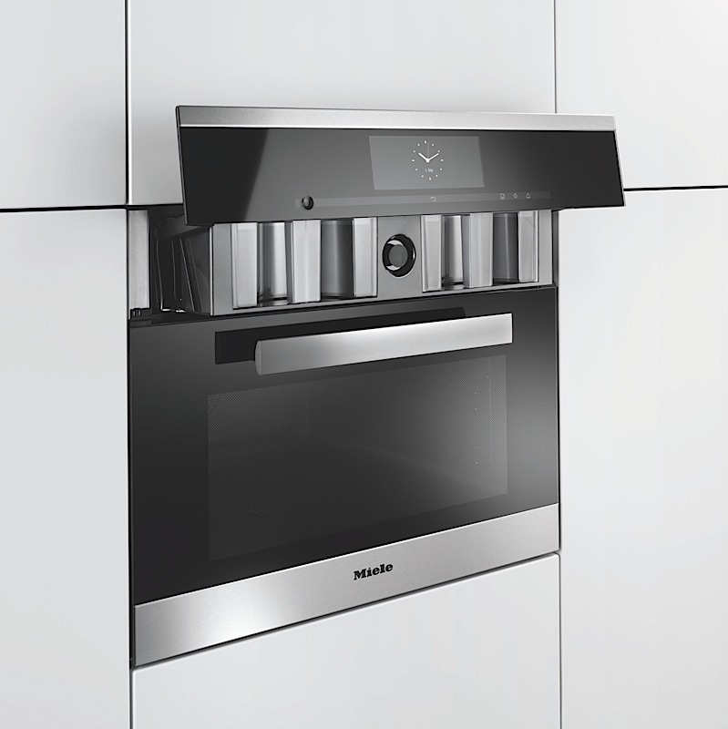 miele combi stoomoven pureline dgc 6800 xl product in. Black Bedroom Furniture Sets. Home Design Ideas