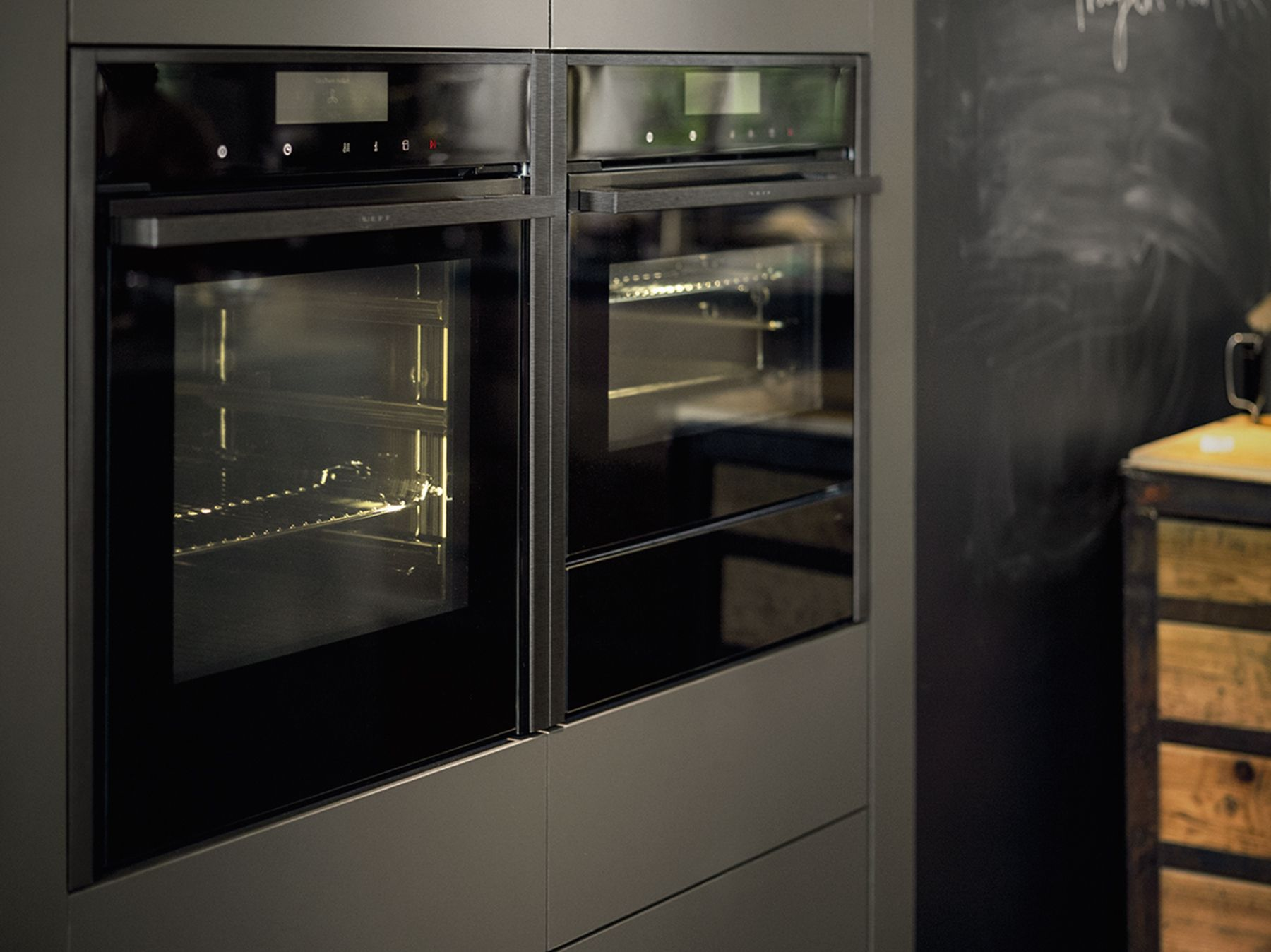 NEFF ovens met CircoTherm® heteluchtsysteem