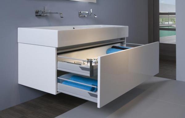 Badkamer badkamermeubels wit : Sanidru00f5me Badkamermeubel Meglia - Product in beeld - Startpagina voor ...
