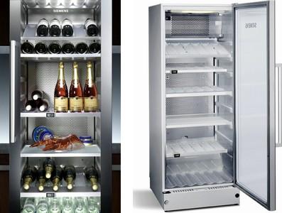 Siemens inbouw wijnklimaatkast vinoThek KF18WA40