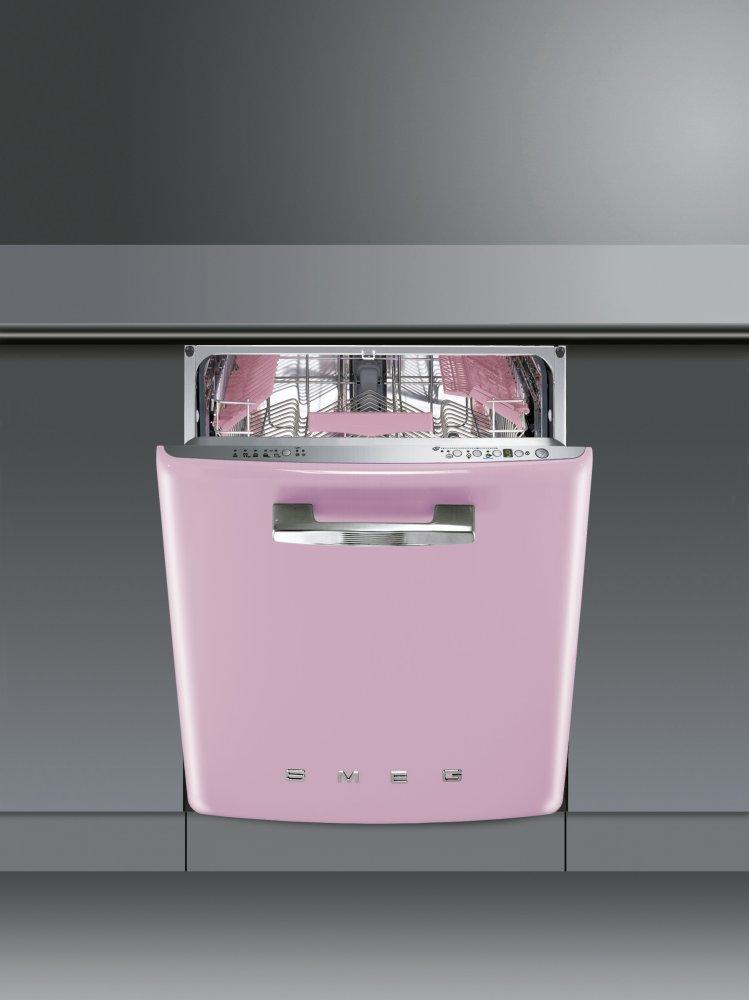 Retro Keukenapparatuur : Smeg retro vaatwasser ST2FAB – Product in beeld – Startpagina voor