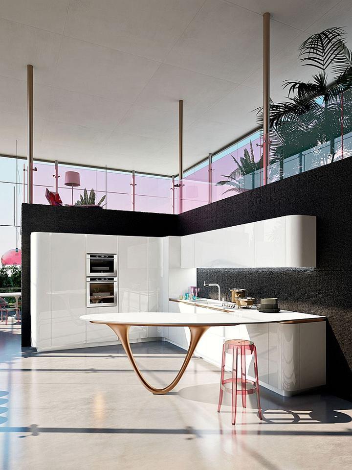 snaidero ola 20 product in beeld startpagina voor keuken idee n uw. Black Bedroom Furniture Sets. Home Design Ideas